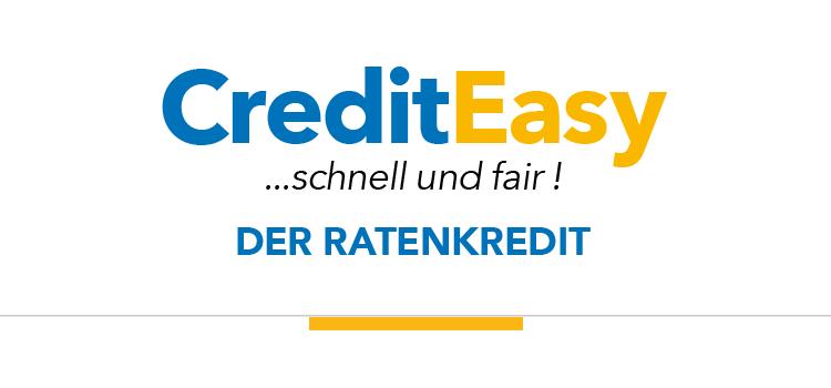 CreditEasy ...schnell und fair!